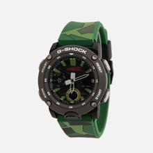 Наручные часы CASIO x Gorillaz G-SHOCK GA-2000GZ-3AER Camo фото- 1