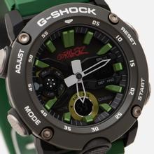 Наручные часы CASIO x Gorillaz G-SHOCK GA-2000GZ-3AER Camo фото- 2