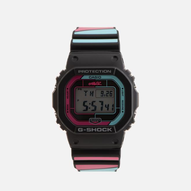 Наручные часы CASIO x Gorillaz G-SHOCK GW-B5600GZ-1ER Now Now