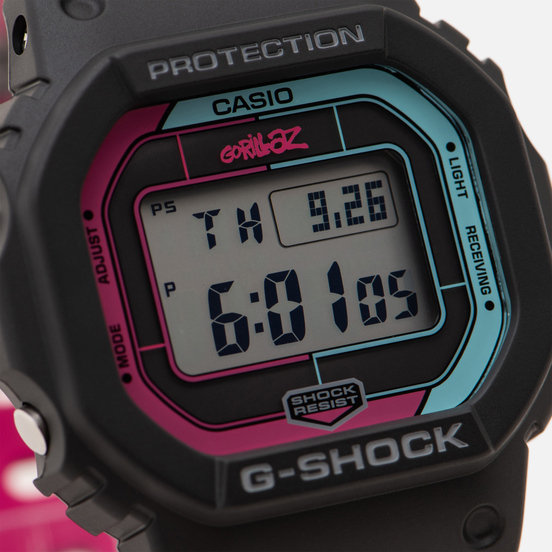 Наручные часы CASIO x Gorillaz G-SHOCK GW-B5600GZ-1ER Now Now