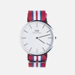 Наручные часы Daniel Wellington Classic Exeter Silver фото- 0