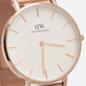 Наручные часы Daniel Wellington Petite Melrose Rose Gold/Rose Gold/Eggshell White фото - 2