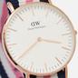 Наручные часы Daniel Wellington Classic Southampton Blue/Pink/White/Rose Gold/Eggshell White фото - 2