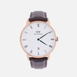 Наручные часы Daniel Wellington Dapper Bristol Rose Gold фото- 0