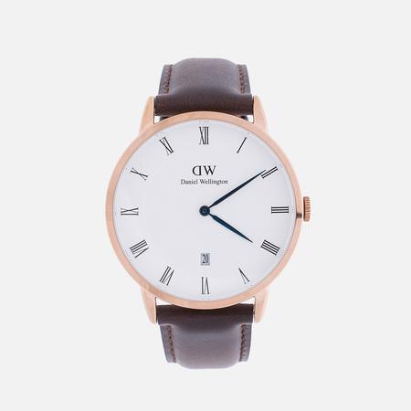 Daniel Wellington Dapper Bristol Watch Rose Gold