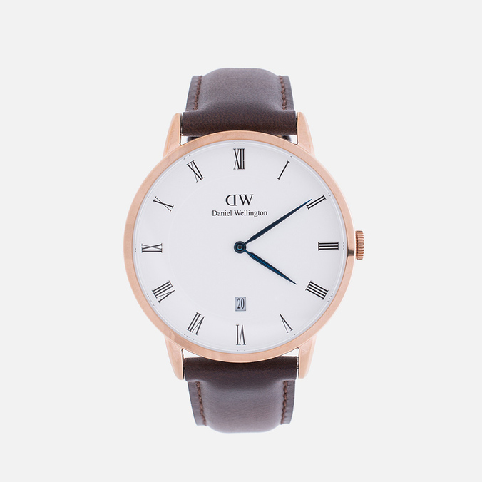 Наручные часы Daniel Wellington Dapper Bristol Rose Gold