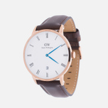 Наручные часы Daniel Wellington Dapper Bristol Rose Gold фото- 1