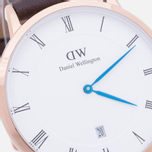 Наручные часы Daniel Wellington Dapper Bristol Rose Gold фото- 2