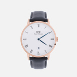 Наручные часы Daniel Wellington Dapper Sheffield Rose Gold фото- 0