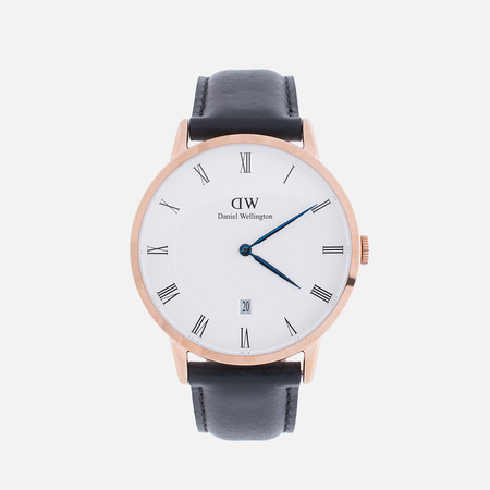 Daniel Wellington Dapper Sheffield Watch Rose Gold