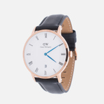 Наручные часы Daniel Wellington Dapper Sheffield Rose Gold фото- 1