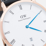 Наручные часы Daniel Wellington Dapper Sheffield Rose Gold фото- 2