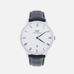 Наручные часы Daniel Wellington Dapper Sheffield Silver фото- 0