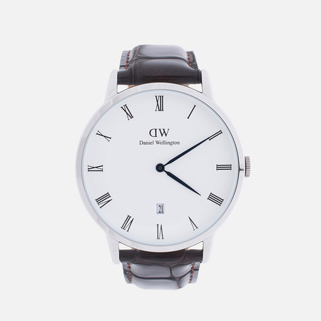 Наручные часы Daniel Wellington Dapper York Silver