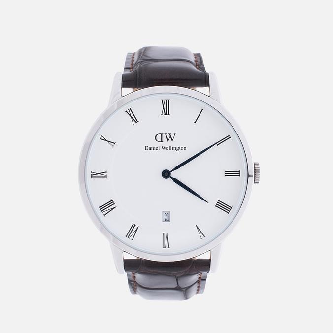 Наручные часы Daniel Wellington Dapper York Silver
