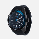 Мужские наручные часы Swiss Military Hanowa Aqualiner Black/Blue фото- 1