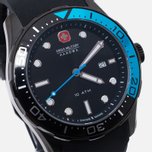 Мужские наручные часы Swiss Military Hanowa Aqualiner Black/Blue фото- 2