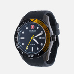 Мужские наручные часы Swiss Military Hanowa Aqualiner Black/Gold фото- 1