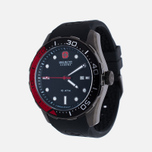 Мужские наручные часы Swiss Military Hanowa Aqualiner Black/Red фото- 1