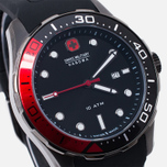 Мужские наручные часы Swiss Military Hanowa Aqualiner Black/Red фото- 2