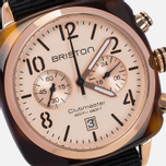 Наручные часы Briston Chrono Black/Gold фото- 2