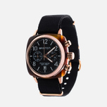 Наручные часы Briston Chrono Black/Gold/Black фото- 1