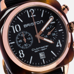 Наручные часы Briston Chrono Black/Gold/Black фото- 2