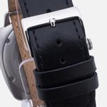 Briston Chrono Watch Black/Steel photo- 3