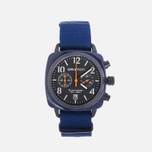 Briston Chrono Watch Blue photo- 0