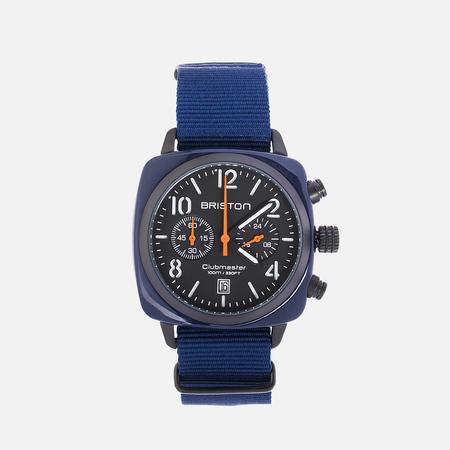 Наручные часы Briston Chrono Blue