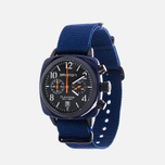 Briston Chrono Watch Blue photo- 1