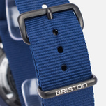 Briston Chrono Watch Blue photo- 3