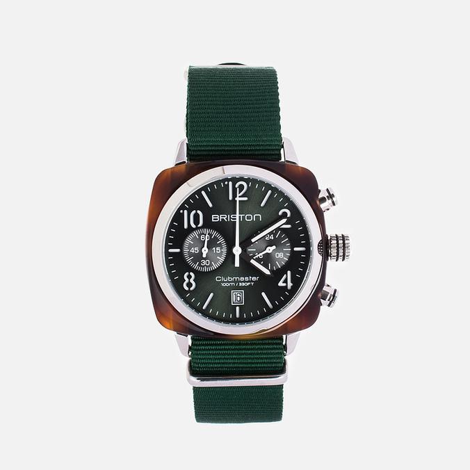 Наручные часы Briston Chrono Green