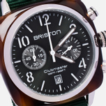 Наручные часы Briston Chrono Green фото- 2