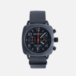 Briston Chrono Watch Grey photo- 0