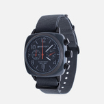 Briston Chrono Watch Grey photo- 1