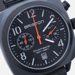 Briston Chrono Watch Grey photo- 2