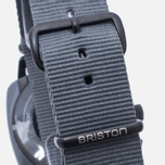 Briston Chrono Watch Grey photo- 3
