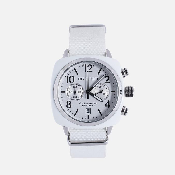 Наручные часы Briston Chrono White