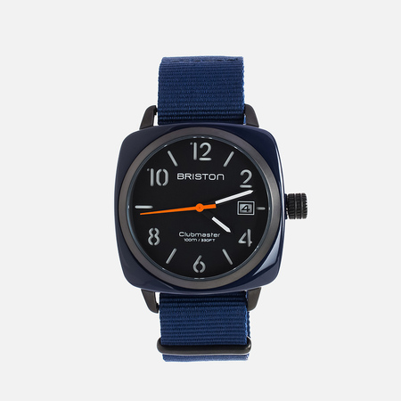 Briston HMS Watch Blue