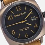 Briston HMS Watch Brown photo- 2