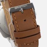 Наручные часы Briston HMS Brown/Steel фото- 3
