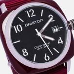 Наручные часы Briston HMS Burgundy фото- 2