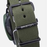 Briston HMS Watch Green photo- 3