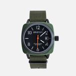 Наручные часы Briston HMS Green фото- 0