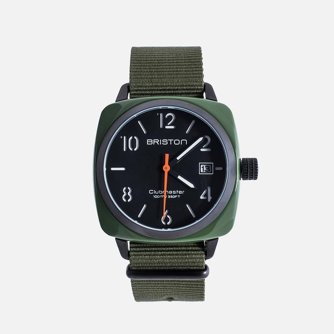 Briston HMS Watch Green