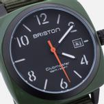 Briston HMS Watch Green photo- 2
