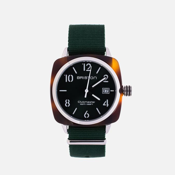 Наручные часы Briston HMS Green/Brown
