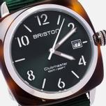 Наручные часы Briston HMS Green/Brown фото- 2