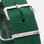 Briston HMS Watch Green/Brown photo- 3